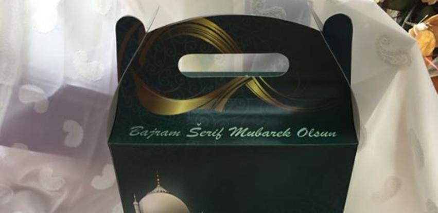 Ponuda kutija za Bajramske paketiće iz CPA Kalesija