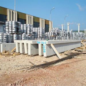 Komotin Jajce - Proizvodnja betonskih prefabrikata