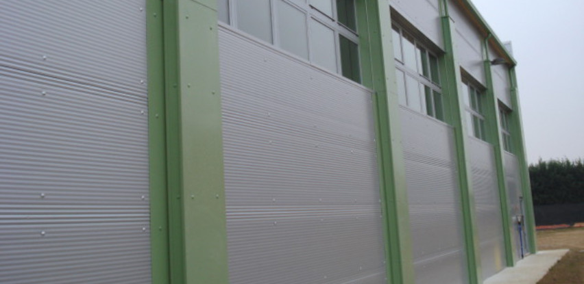 SPORT NET inženjering predstavlja Alubel sendvič i fasadne panele