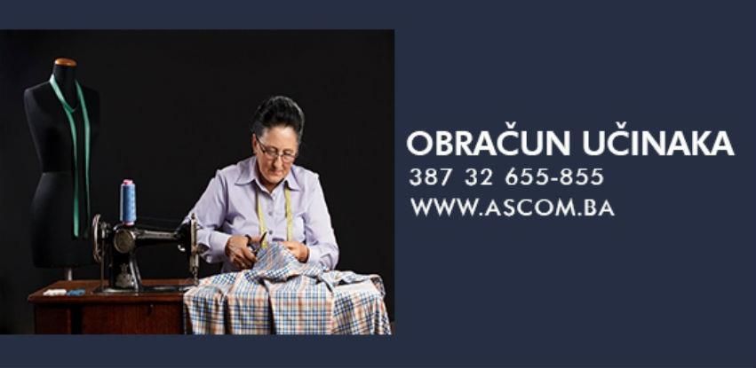Ascom vam predstavlja program za obračun učinaka