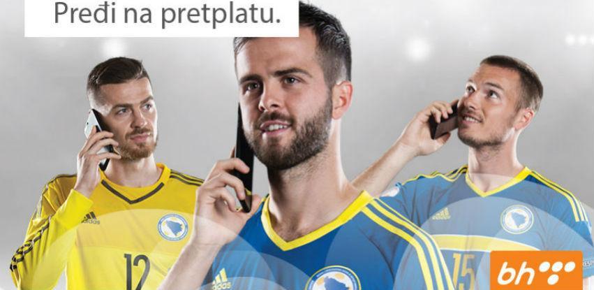 Pređi na pretplatu BH Telecoma i ostvari pun pogodak!