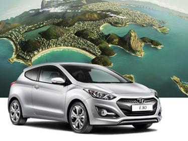 Testiraj Hyundai i osvoji put u Brazil