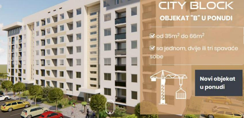 Hidro-Kop Banja Luka: City Block objekat B u ponudi