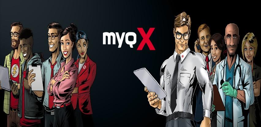 MyQ X: rješenje za ispis sljedeće generacije