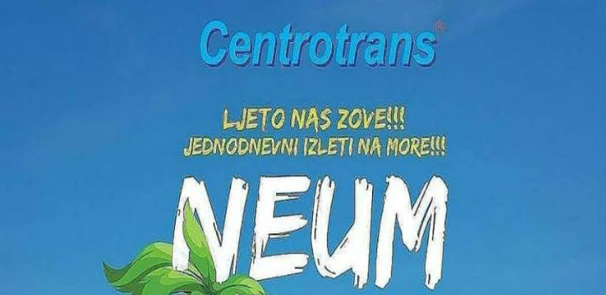 Centrotrans vas vodi na jednodnevni izlet u Neum