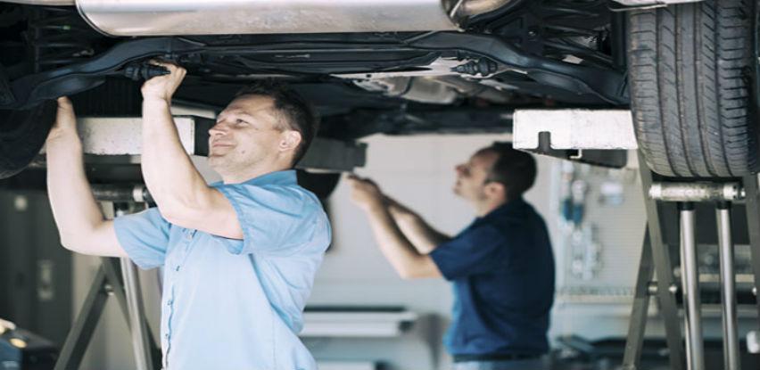 Paket redovnog održavanja za vozila starija od 5 godina u Service Maxx