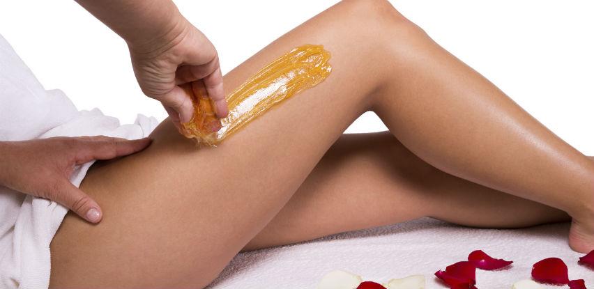Sheera - prirodna depilacija šećernom pastom