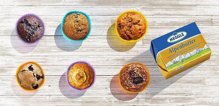 Obavijte kuću mirisom ukusnih Meggle muffina!