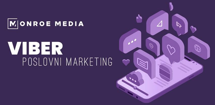 Proširite poslovnu komunikaciju putem Viber marketinga