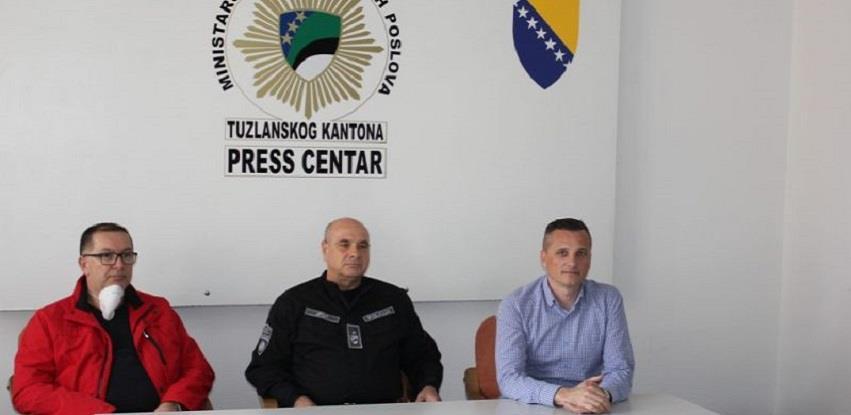 Annoa Upravi policije MUP-a TK donirala zaštitnu opremu