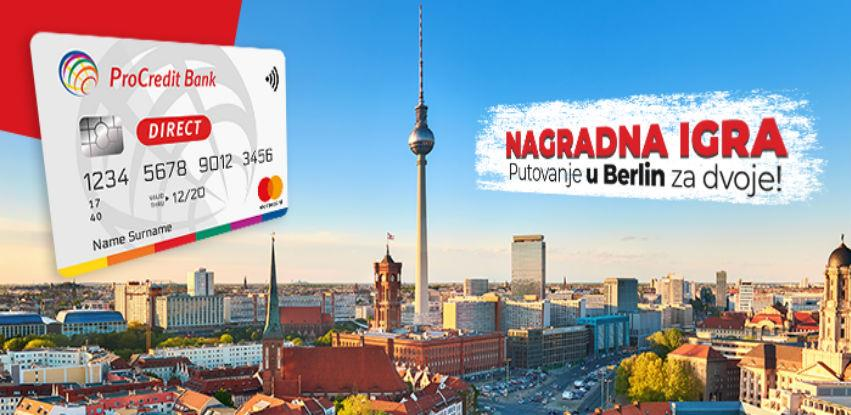 ProCredit Bank i Mastercard te vode u Berlin