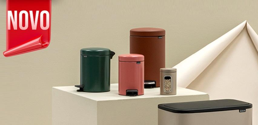 Novo u ponudi Mališić Home&Decor - Kvalitetni proizvodi branda Brabantia