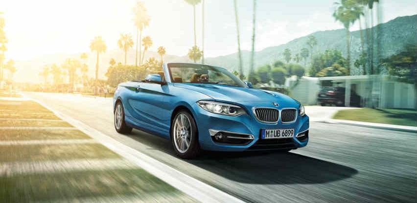 BMW serija 2 Cabrio za individualiste koji vole zadovoljstva