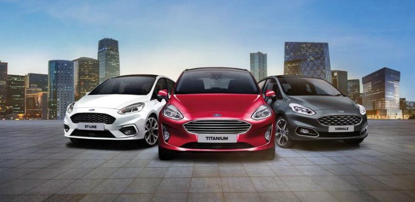 Nova Ford Fiesta - Četiri lica jedinstvenog karaktera!