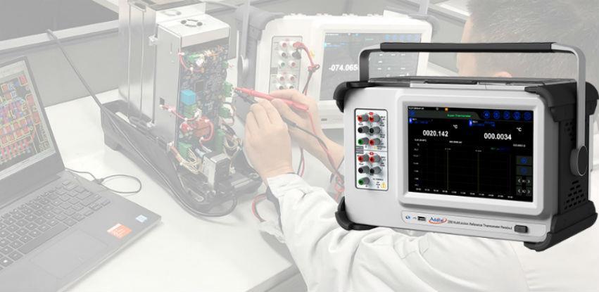 Additel 286 višefunkcijski referentni temperaturni mjerač, snimatelj i zapisivač