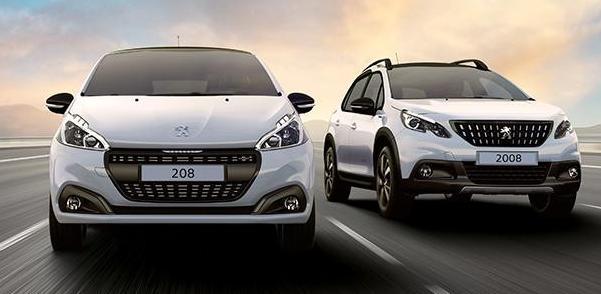 Peugeot jesenska akcija