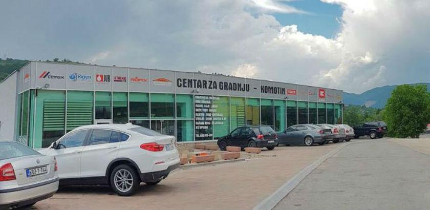 Centar za gradnju Komotin proslavio prvi rođendan