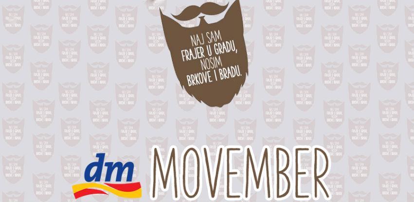 Muškarci, novembar je vaš mjesec!