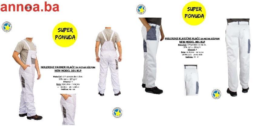 Annoa akcija hlača za molere