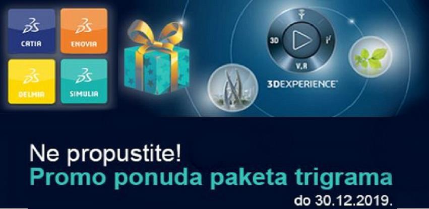 Ne propustite! Promo ponuda paketa trigrama do 30.12.2019.