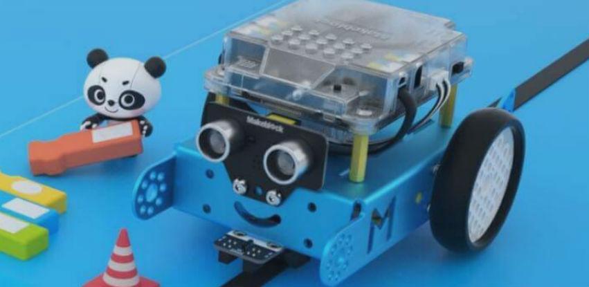 mBot - Globalna senzacija koja pomaže djeci da postanu pametniji dok se igraju