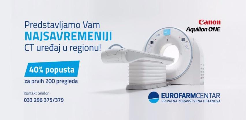 Iskoristite prednosti najsavremenijeg CT uređaja u regionu!