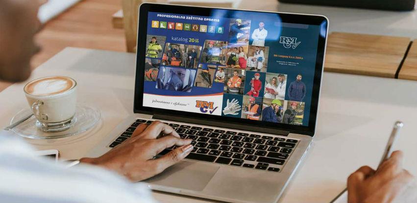 RMC Zenica pokrenuo web shop radne i zaštitne opreme
