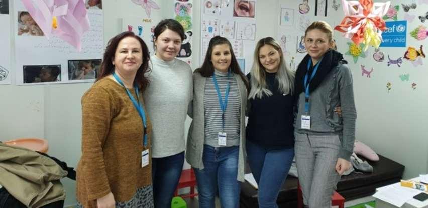 Centar Fenix je od mjeseca januara UNICEF-ov partner