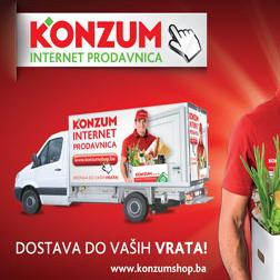 Konzumova online trgovina pogodna i za penzionere
