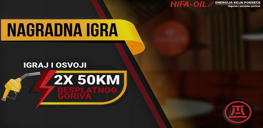 Hifa Oil nagrađuje besplatnim gorivom