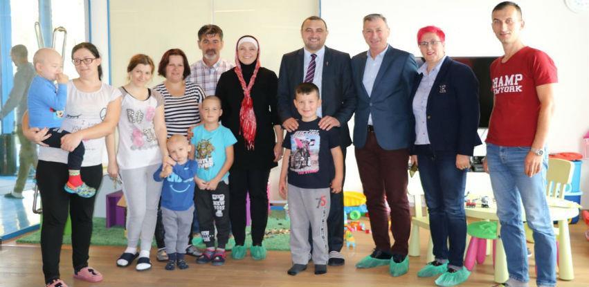 Gradonačelnica Visokog i Gradsko vijeće podržali mališane iz Roditeljske kuće
