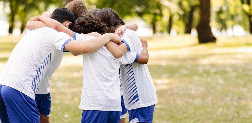 Odabrana dječija sportska udruženja i klubovi čije će projekte dm podržati