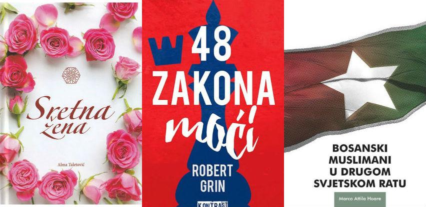 Sretna žena najtraženija knjiga u mjesecu septembru - Knjiga.ba