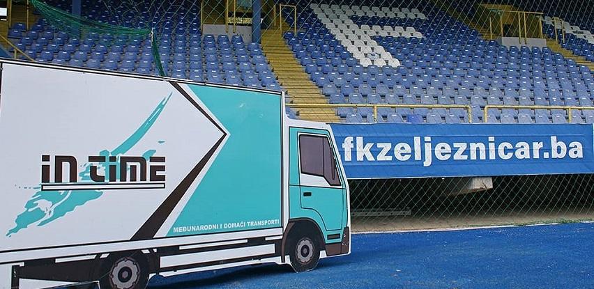 FK Željezničar i In Time potpisali su nastavak sponzorske saradnje