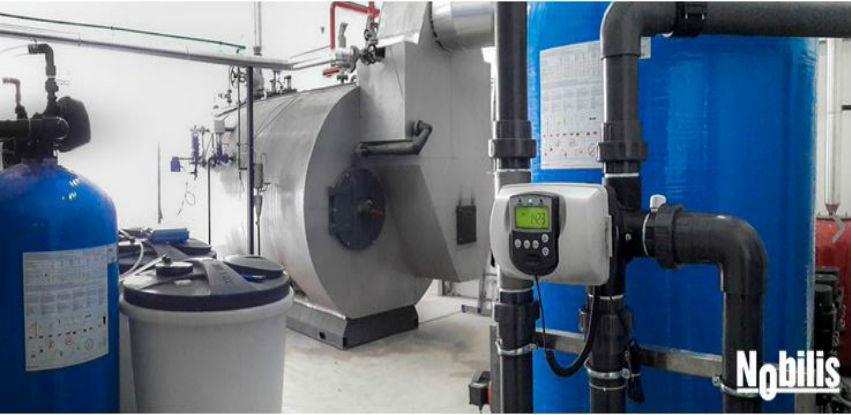 Kontrola hemijskih procesa u vodi kotlovskih sistema