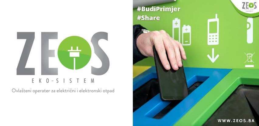 Kampanja: #BudiPrimjer - povodom Svjetskog dana zaštite okoliša