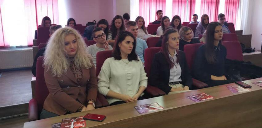 Učenici MSEUŠ Travnik posjetli Fakultet za tehničke studije