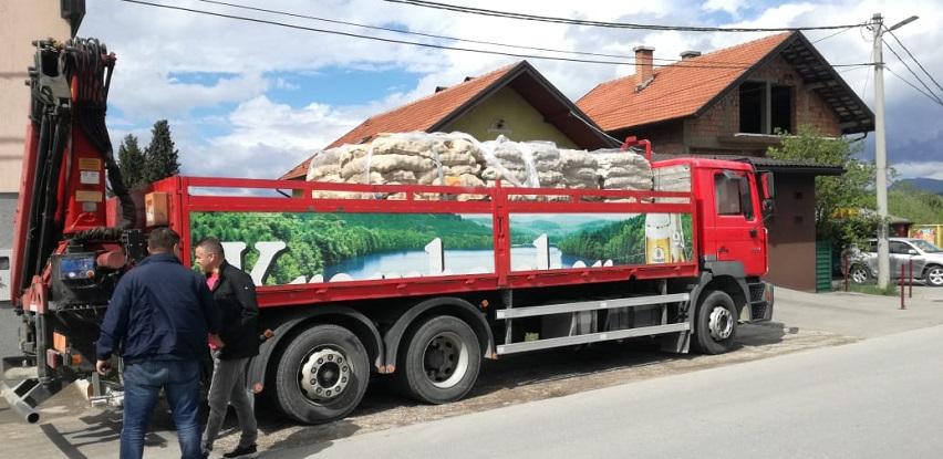 Grad Visoko za 580 porodica obezbijedio proljetnu sjetvu krompira