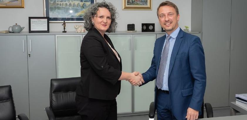 Raiffeisen nastavlja podršku projekta na Ekonomskom fakultetu u Sarajevu