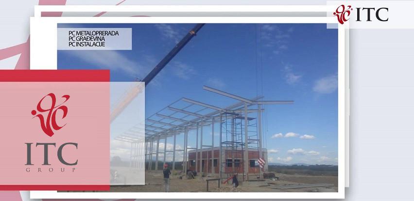 ITC proizvodnja metalnih konstrukcija