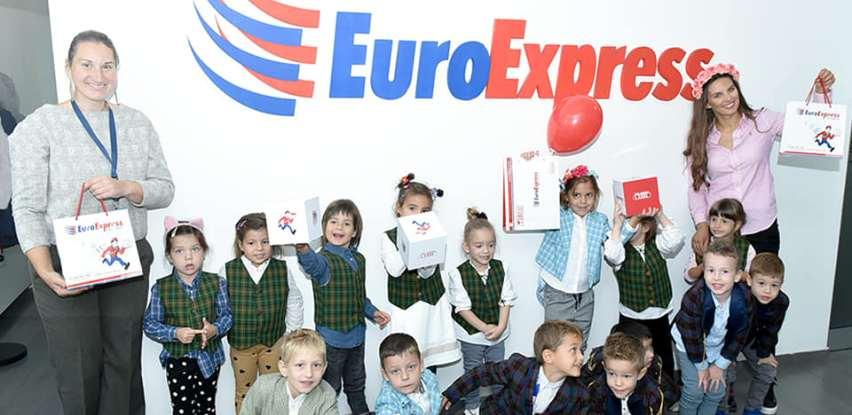 EuroExpress kompanija obilježila Dječiju nedelju
