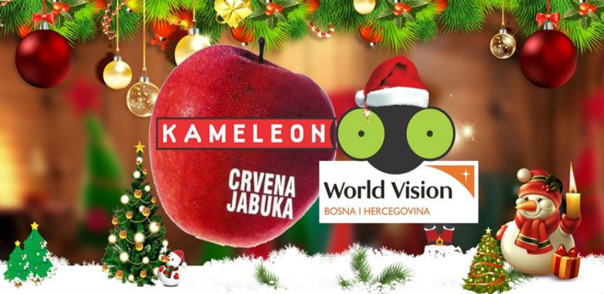 Kameleon darovao svoj 26 rođendan ranjivoj djeci BiH
