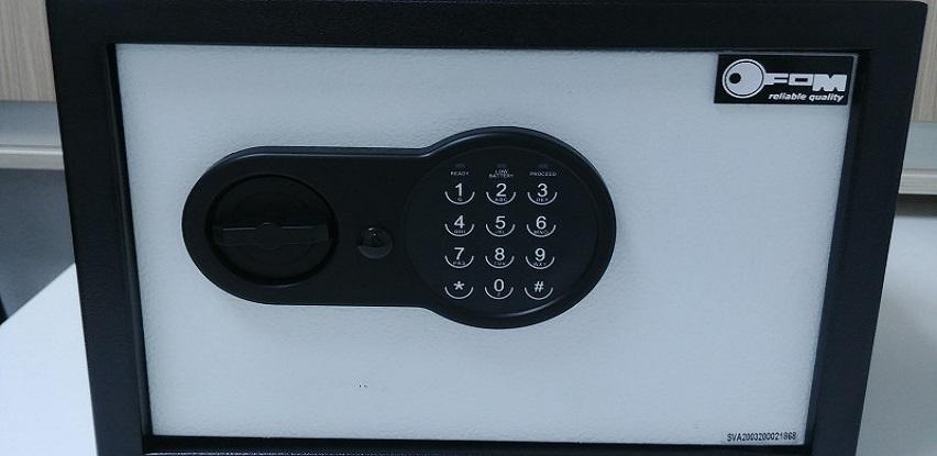 Višenamjenski elektronski sef (Foto)