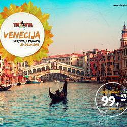 Ove jeseni posjetite Veneciju