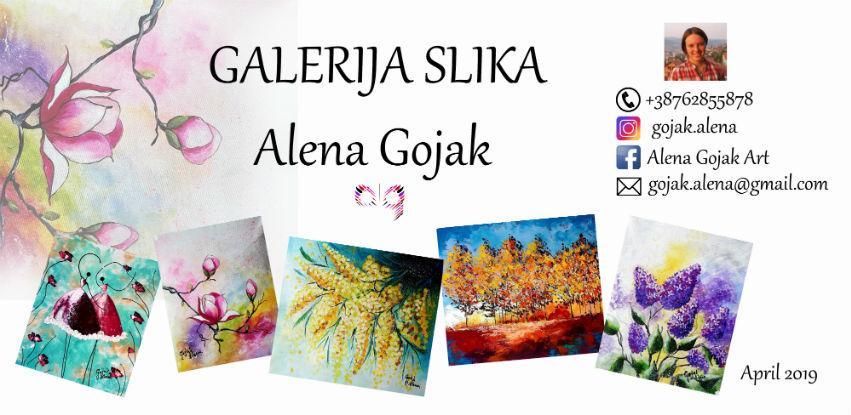 Alena Gojak Art - Prodaja umjetničkih slika