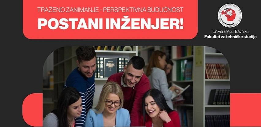 Kampanja Fakulteta za tehničke studije: POSTANI INŽENJER!