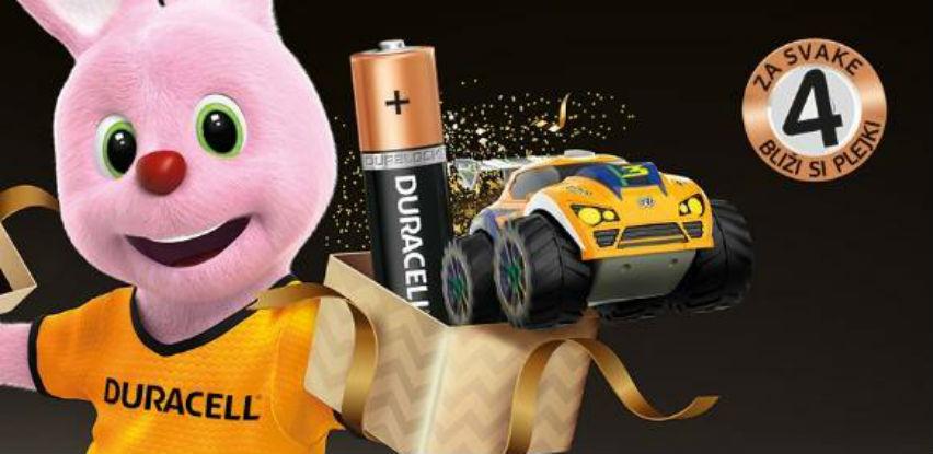 Duracell novogodišnja nagradna igra je u toku!