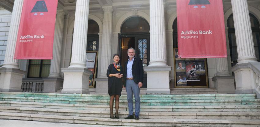 Addiko banka podržava rad Narodnog Pozorišta i u 2019. godini