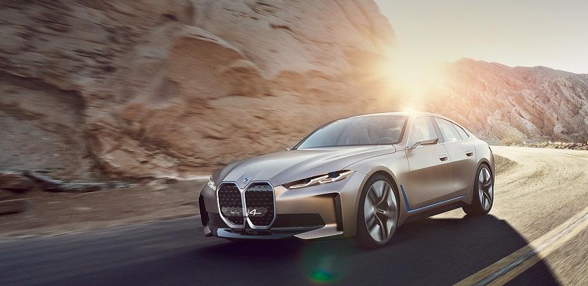 Prvi potpuno električni BMW Gran Coupé