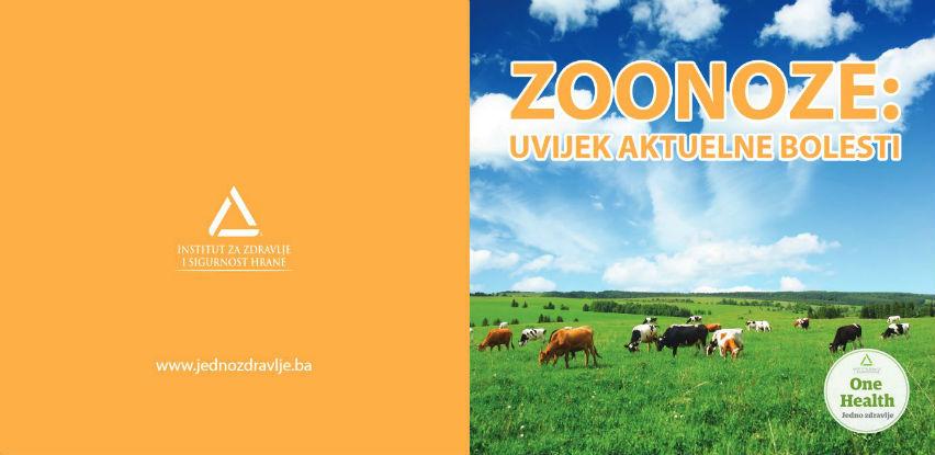 Edukativna brošura: ZOONOZE - uvijek aktuelne bolesti